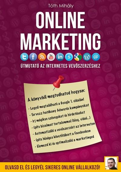 Tóth Mihály - Online marketing
