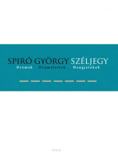 Spiró György - Széljegy