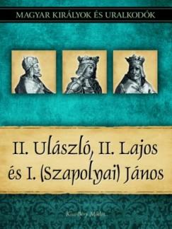 Kiss-Béry Miklós - II. Ulászló, II. Lajos és I. (Szapolyai) János