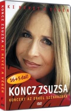 Koncz Zsuzsa - Koncz Zsuzsa - Ki nevet a végén - DVD