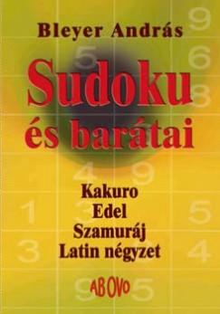 Bleyer András - Sudoku és barátai
