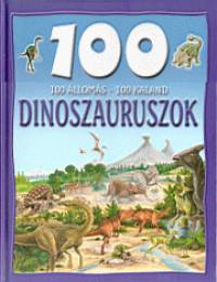 Steve Parker - 100 állomás - 100 kaland - Dinoszauruszok
