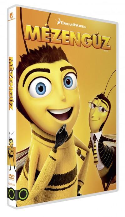 Steve Hickner - Simon J. Smith - Mézengúz (DreamWorks gyűjtemény) - DVD
