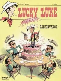 René Goscinny - Lucky Luke 1. - Daltonváros