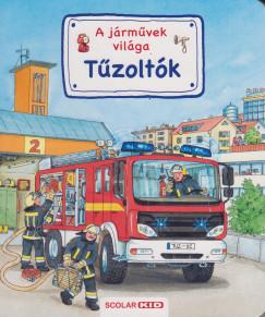 Susanne Gernhäuser - Tűzoltók - A járművek világa