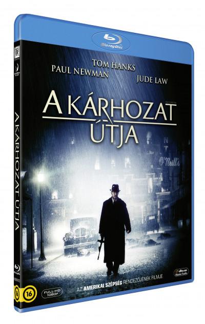 Sam Mendes - A kárhozat útja - Blu-ray