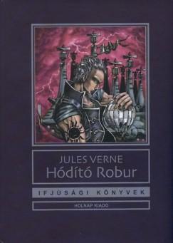 Jules Verne - Hódító Robur