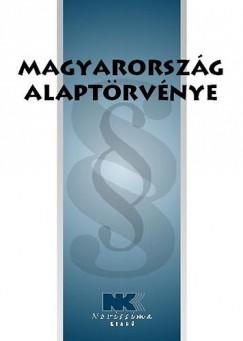 Dr. Szilner György  (Szerk.) - Magyarország Alaptörvénye - 2014-01-01