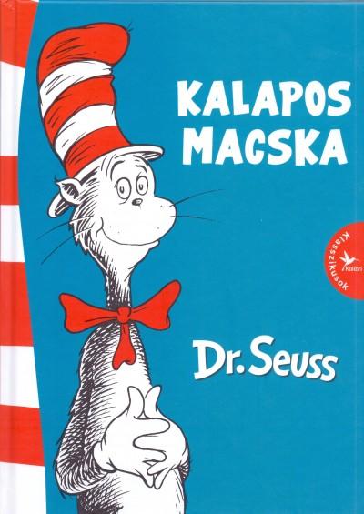 Dr. Seuss - Kalapos Macska