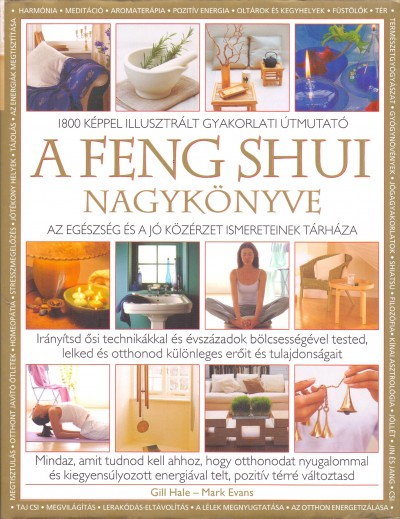 Mark Evans - A feng shui nagyk�nyve