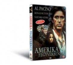 Hugh Hudson - Amerika fegyverben -DVD