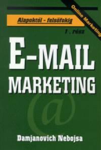 Damjanovich Nebojsa - E-mail marketing