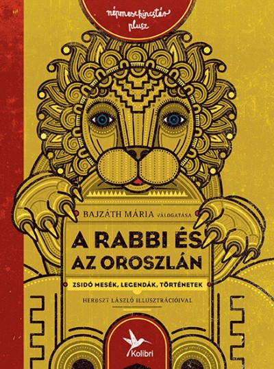 Bajzáth Mária - A rabbi és az oroszlán