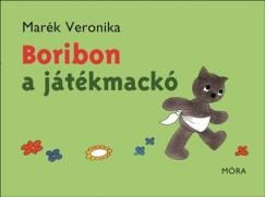 Marék Veronika - Boribon a játékmackó