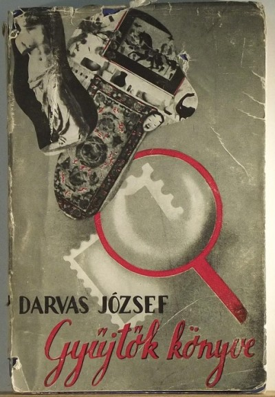 Darvas József - Gyűjtők könyve