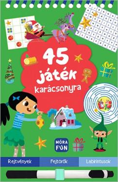 - 45 játék karácsonyra