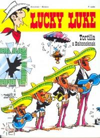 René Goscinny - Lucky Luke 7. - Tortilla a Daltonoknak