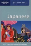 Yoshi Abe - Japanese  - Phrasebook - 5th Edition
