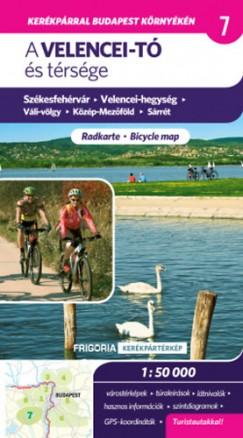 Szokoly Miklósné  (Szerk.) - A Velencei-tó és térsége