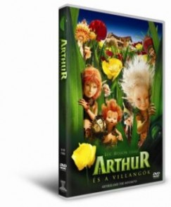 Luc Besson - Arthur és a villangók - DVD