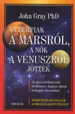 A férfiak a Marsról, a nők a Vénuszról jöttek (Dr. John Gray)