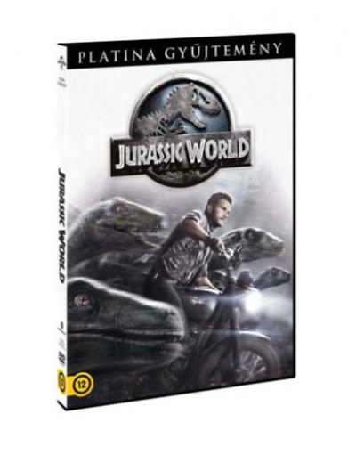 Colin Trevorrow - Jurassic World (platina gyűjtemény) - DVD