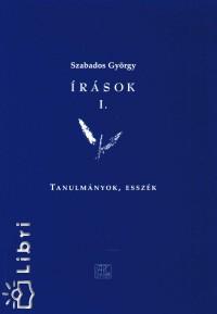 Szabados György - Írások I.