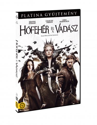 Rupert Sanders - Hófehér és a vadász (platina gyűjtemény) - DVD