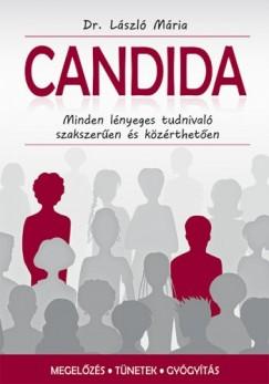 Dr. Mária László - Candida