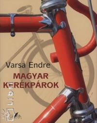 Varsa Endre - Magyar kerékpárok
