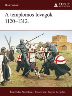 Helen Nicholson - A templomos lovagok 1120-1312.