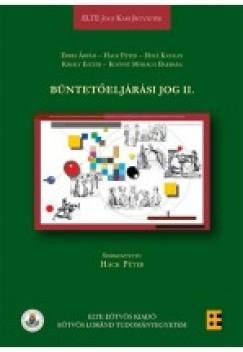 Dr. Erdei Árpád - Dr. Hack Péter - Dr. Holé Katalin - Király Eszter - Koósné Mohácsi Barbara - Büntetőeljárási jog II.