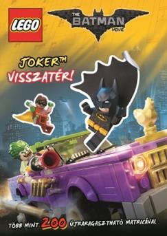 - LEGO BATMAN - Joker visszatér
