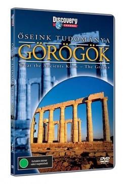 - Őseink tudománya - Görögök - DVD