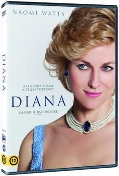 Oliver Hirschbiegel - Diana - DVD