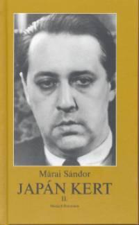 Márai Sándor - Japán kert II.