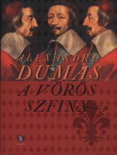 Alexandre Dumas - A vörös szfinx