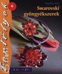 Angelika Ruh - Swarovski gyöngyékszerek - Színes ötletek