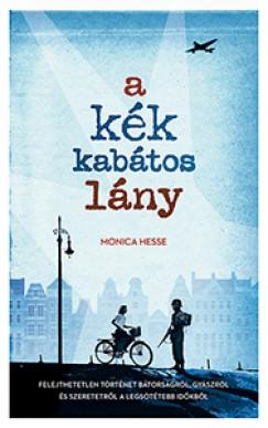Monica Hesse - A kék kabátos lány