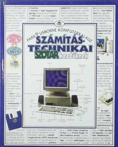 Anna Claybourne - Számítástechnikai szótár kezdőknek