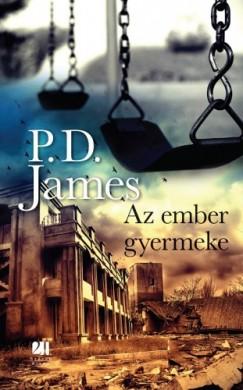James P.D. - Az ember gyermeke