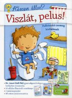 Anne Giuleri - Dr. Janet Hall - Viszlát, pelus! - Felkészítő csomag kisfiúknak