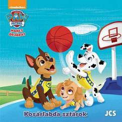 - Mancs Őrjárat - Kosárlabda sztárok