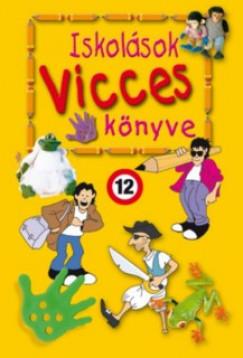 - Iskolások vicces könyve