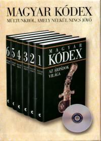 - Magyar kódex 1-6.