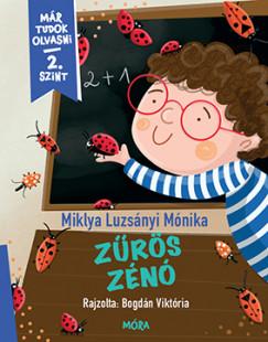 Miklya Luzsányi Mónika - Zűrös Zénó