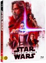 Rian Johnson - Star Wars: Az utolsó jedik - Fehér o-ring - Blu-ray