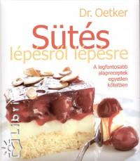 - Sütés lépésről lépésre - Dr. Oetker