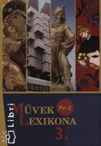 - Művek Lexikona 3.kötet Pip-Z