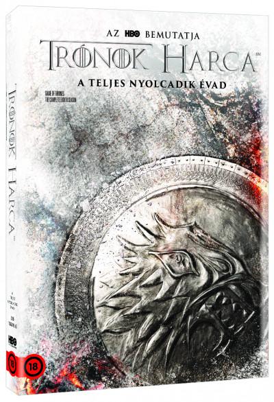 Több Rendező - Trónok harca 8. évad - Stark O-ring - DVD